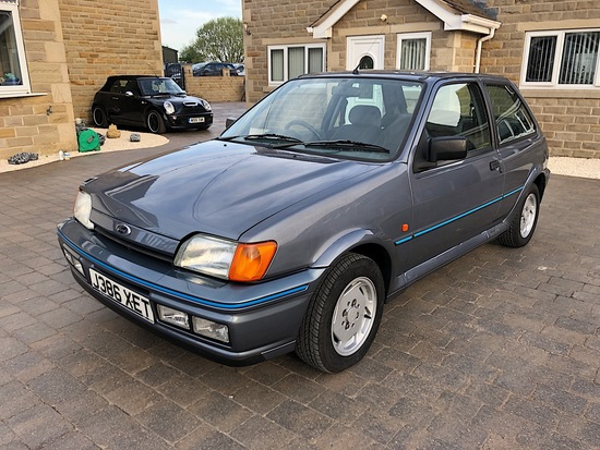 1991 Ford Fiesta XR2i
