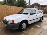 1988 Vauxhall Astra 1.3 Merit