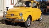 1971 Fiat 500 Giannini TV (Turismo Veloce)