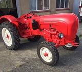 1957 Porsche Tractor