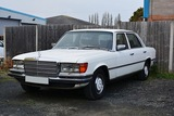 1978 Mercedes-Benz 450SEL 4.5 V8 W116