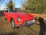 1970 MG B Roadster