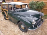 1958 Morris Minor Traveller