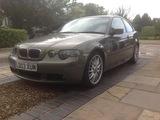 2003 BMW 325 Ti Sport Compact Auto