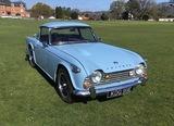 1967 Triumph TR4A (O/D) Surrey Top