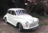 1964 Morris Minor 1000 Convertible