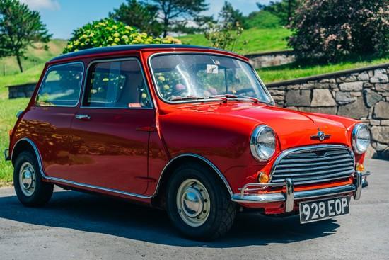 1961 Mini Cooper (S-spec)