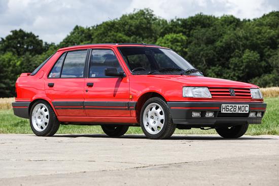 1990 Peugeot 309 GTI 1.9