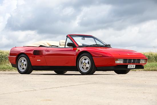 1990 Ferrari Mondial Cabriolet T