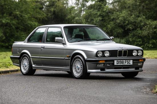 1987 BMW 325i E30 Sport M-Tech 1