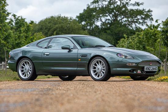 1995 Aston Martin DB7 i6