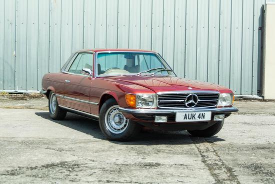 1974 Mercedes-Benz 450 SLC (C107)