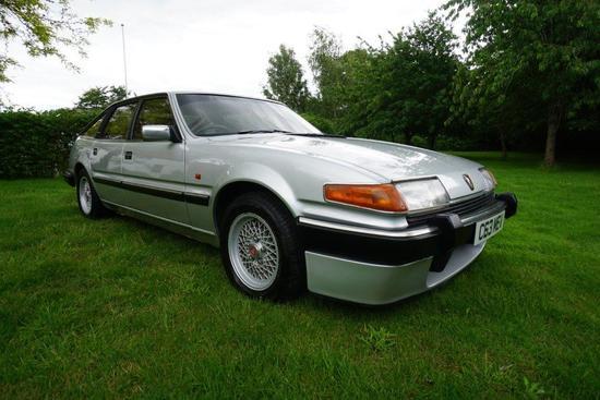 1986 Rover SD1 Vitesse Twin Plenum