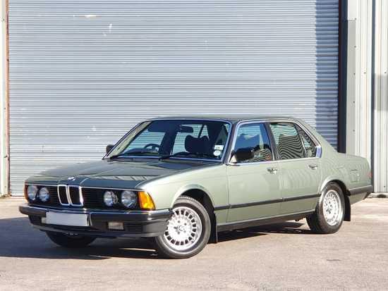 1985 BMW 735i Auto