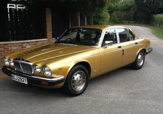 1983 Daimler Sovereign 4.2 Series III
