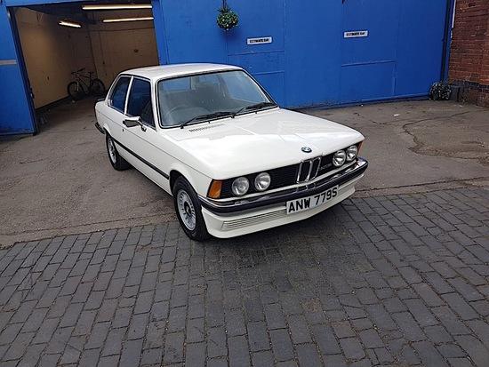 1978 BMW 323i (E21)