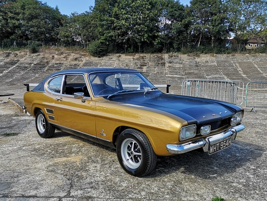 1970 Ford Capri MK1 2000 V4 GT XLR