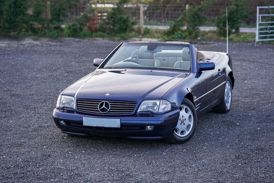 1996 Mercedes-Benz SL320 (R129)