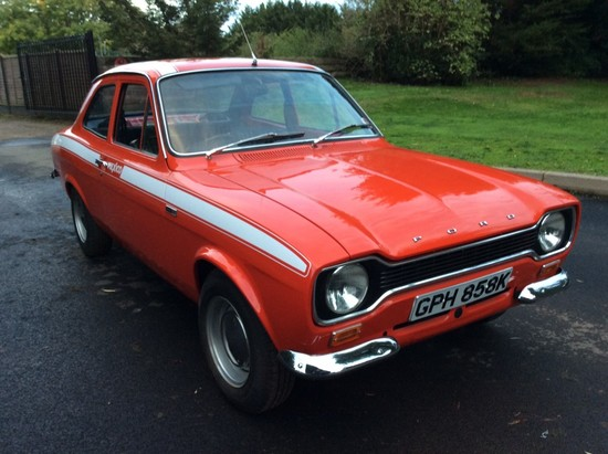 1971 Ford Escort Mexico