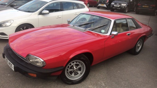 1977 Jaguar Series 1 XJ-S V12 5.3 (Pre-HE)