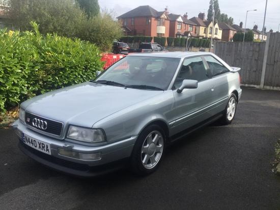 1996 Audi S2 Quattro Turbo ABY Coupe