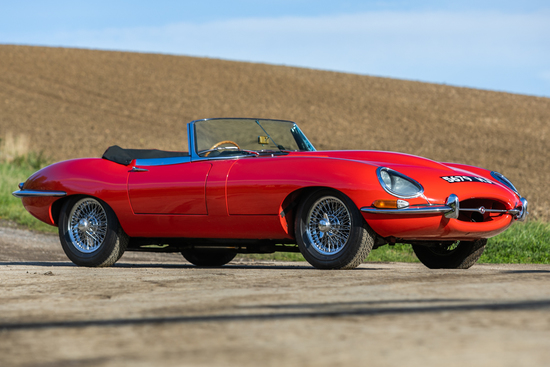 1962 Jaguar E-Type Series 1 Roadster