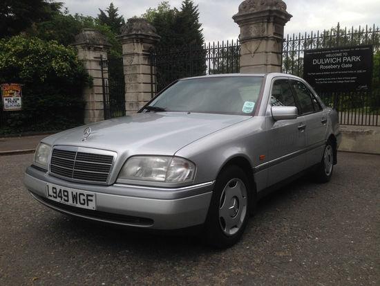 1994 Mercedes-Benz C200 Elegance (W202)