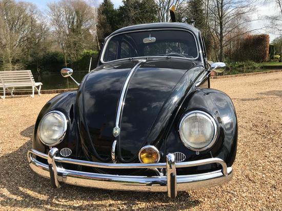 1958 Volkswagen Beetle Show Car