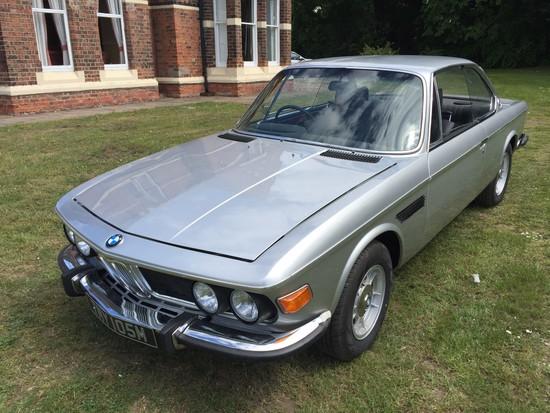 1973 BMW 3.0 CSA (E9)
