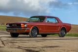 1966 Ford Mustang 289 V8 Notchback