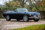 1968 MGC Roadster (O/D)