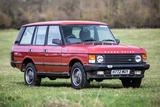 1991 Range Rover 4-litre Vogue EFi
