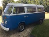 1972 VW Type 2 Westfalia Camper Van