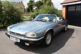 1989 Jaguar XJS 5.3L V12 Convertible
