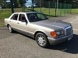 1988 Mercedes-Benz S420 (W126)
