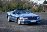 1992 Mercedes-Benz 300SL (R129)