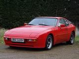 1982 Porsche 944 2.5