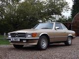 1980 Mercedes-Benz 450SL (R107)