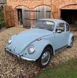 1967 Volkswagen Beetle 'One Year Only'
