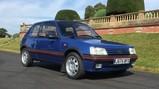 1991 Peugeot 205 1.9 GTi