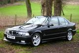 1996 BMW E36 M3 Evolution Saloon