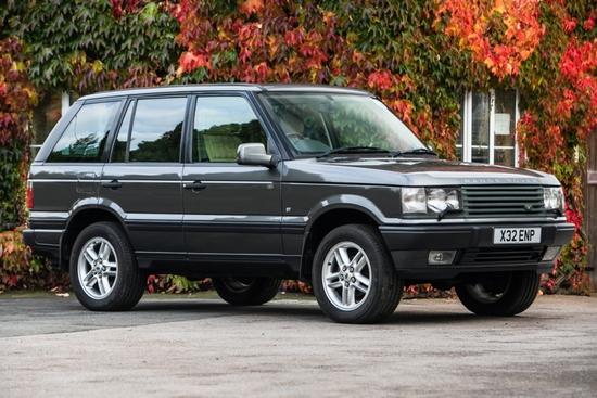 2001 Land Rover Range Rover P38 HSE