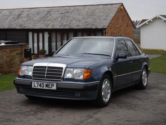 1993 Mercedes-Benz 500E (W124)