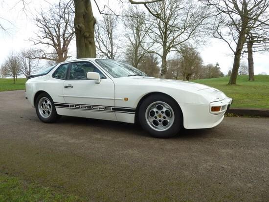 1986 Porsche 944 Lux