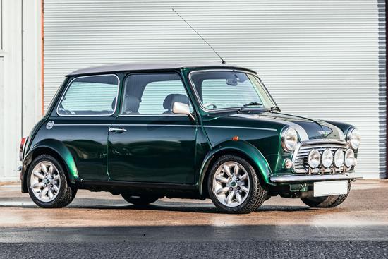 2000 Mini Classic 'Cooper Sport Final Edition'