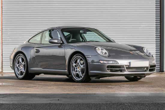 2005 Porsche 911 (997) Carrrera 2S (Manual)