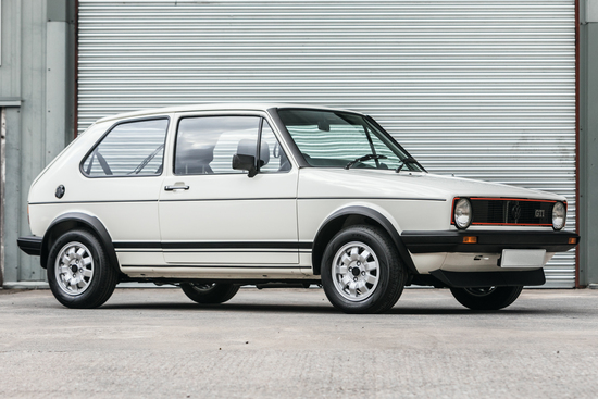 1982 Volkswagen Golf GTi Mk 1