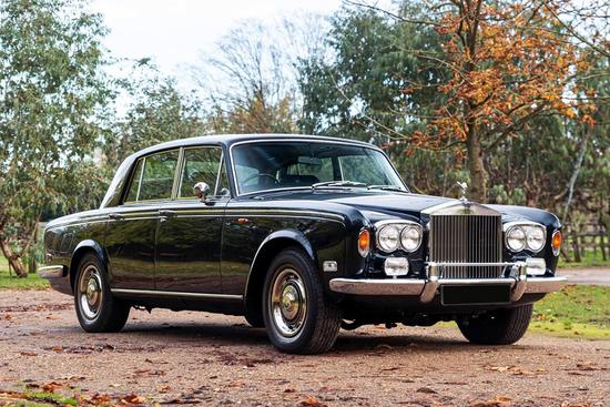 1976 Rolls-Royce Silver Shadow I  Ex-Jay Kay