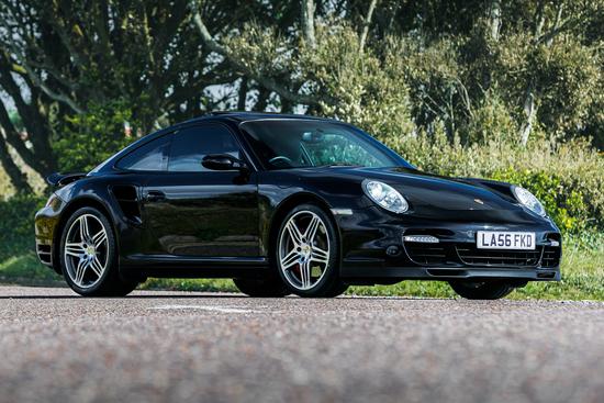 2006 Porsche 911 (997) 3.6 Tiptronic-S Turbo