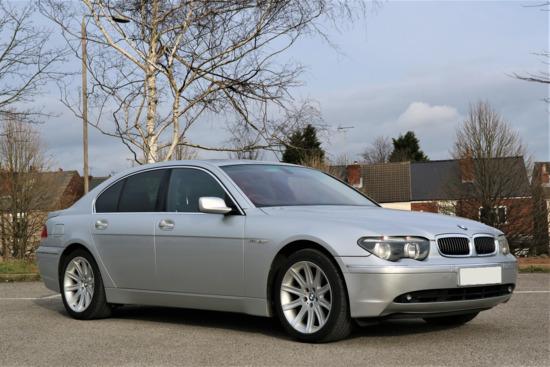 2003 BMW 760i (E65) V12